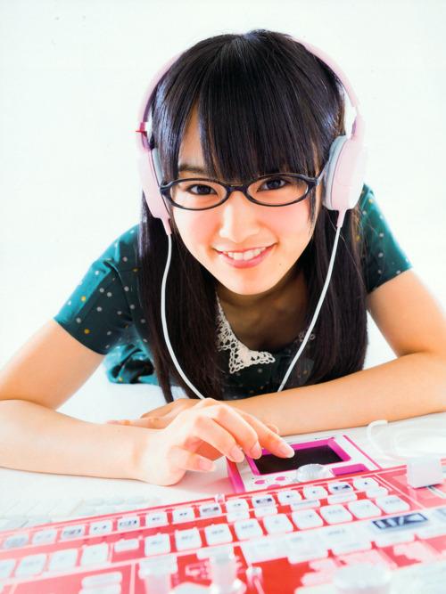 メガネが似合う 眼鏡美女の画像123