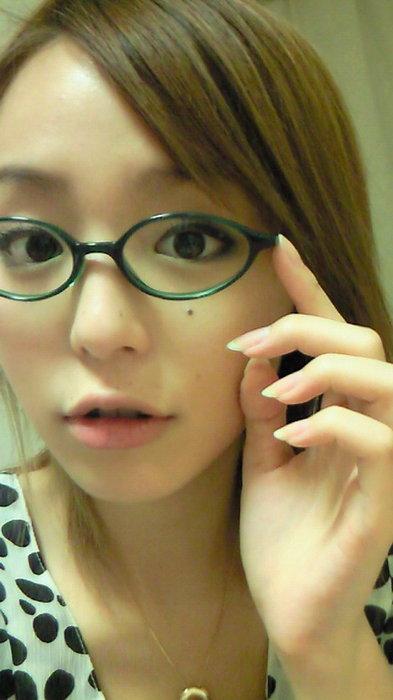 メガネが似合う 眼鏡美女の画像127
