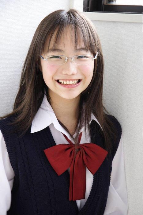 メガネが似合う 眼鏡美女の画像128