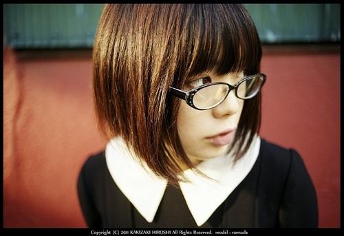 メガネが似合う 眼鏡美女の画像130