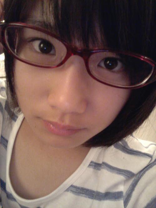 メガネが似合う 眼鏡美女の画像135