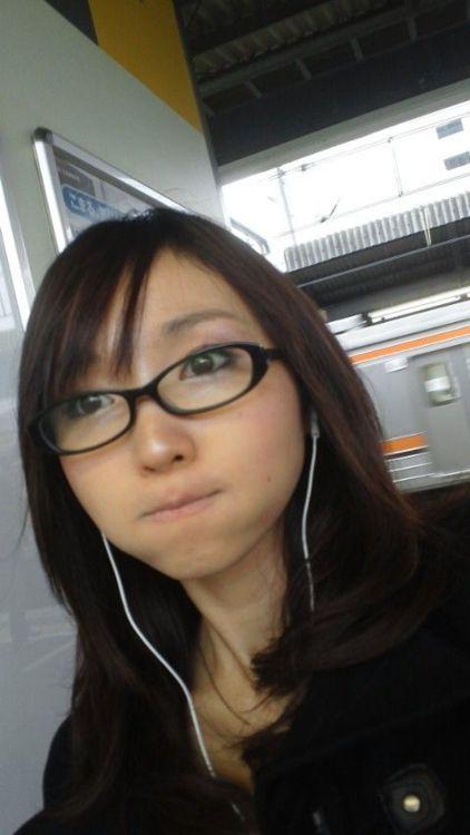 メガネが似合う 眼鏡美女の画像139