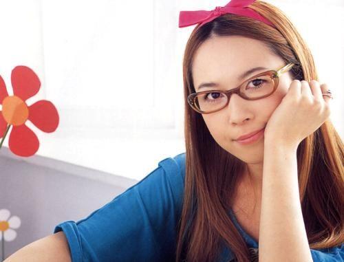 メガネが似合う 眼鏡美女の画像143