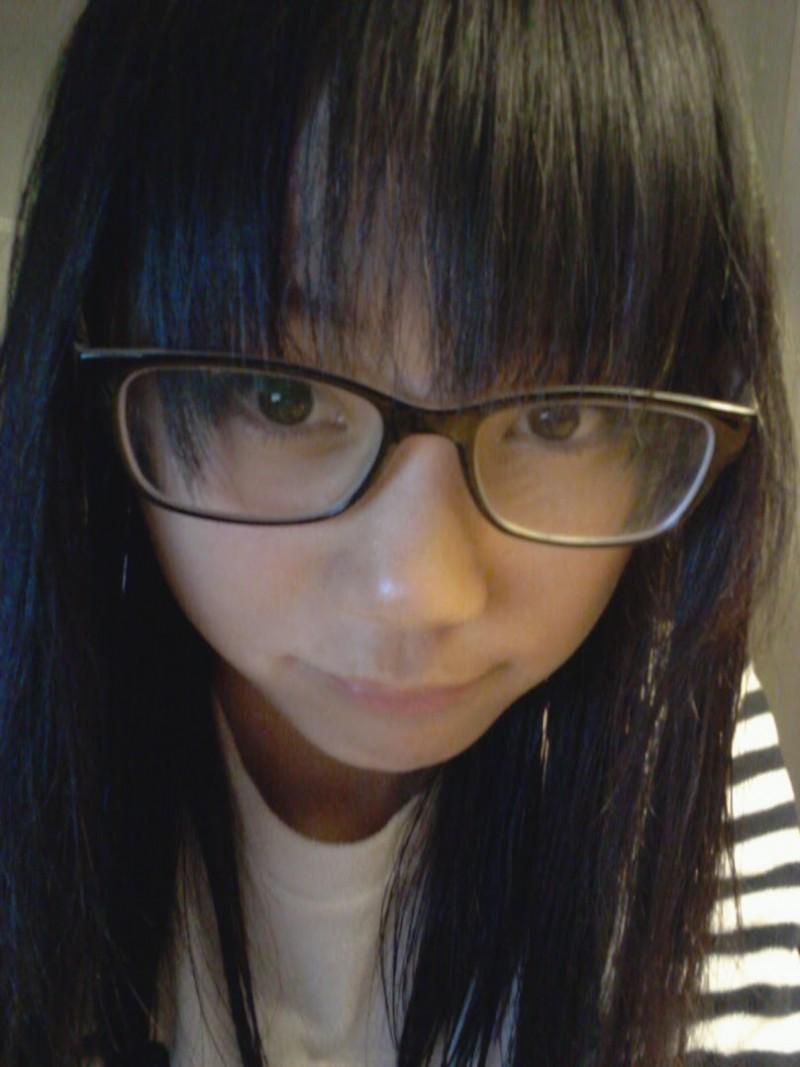 メガネが似合う 眼鏡美女の画像149