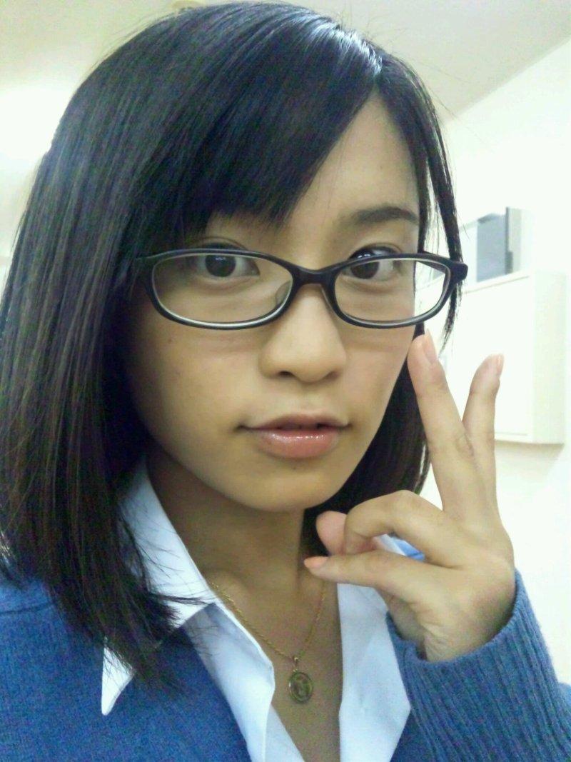 メガネが似合う 眼鏡美女の画像153