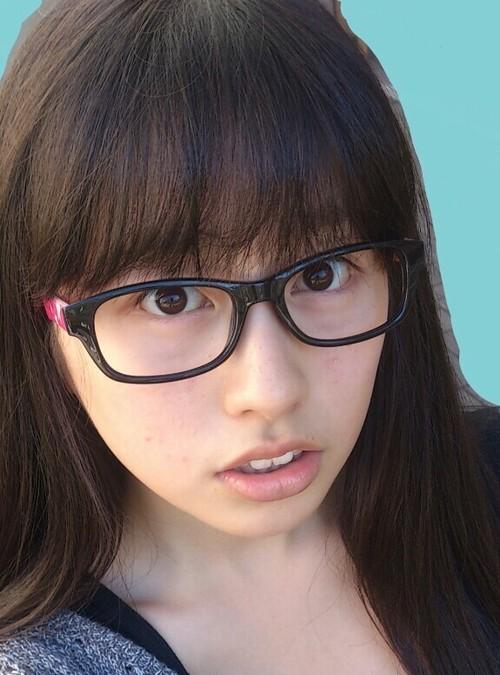 メガネが似合う 眼鏡美女の画像154