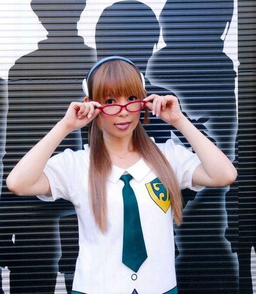 メガネが似合う 眼鏡美女の画像157