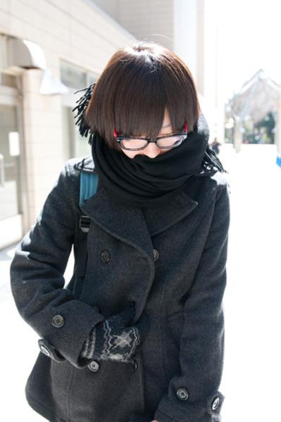 メガネが似合う 眼鏡美女の画像16