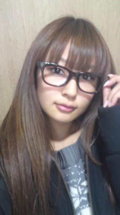 メガネが似合う 眼鏡美女の画像160