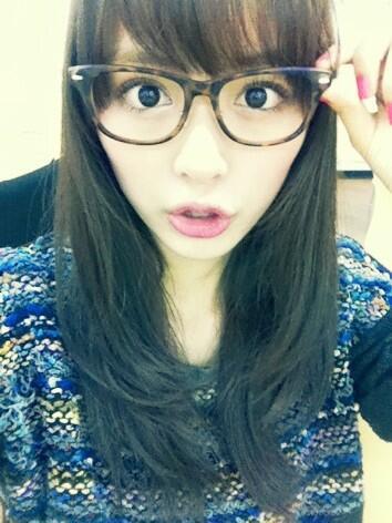 メガネが似合う 眼鏡美女の画像163