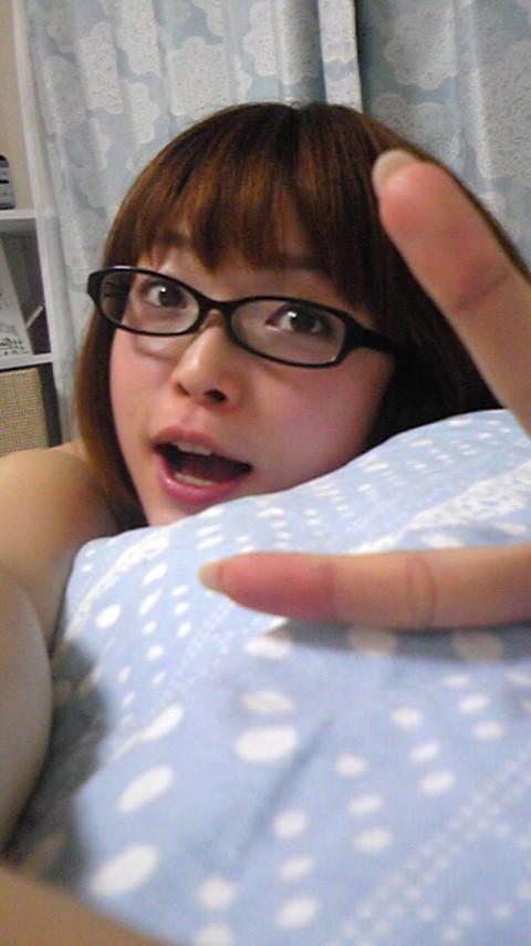 メガネが似合う 眼鏡美女の画像17