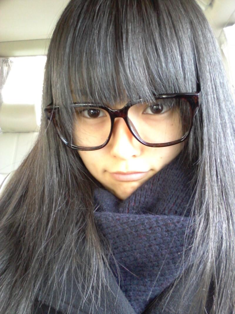 メガネが似合う 眼鏡美女の画像172