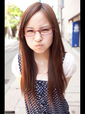 メガネが似合う 眼鏡美女の画像174