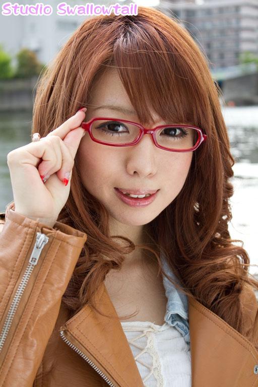 メガネが似合う 眼鏡美女の画像182