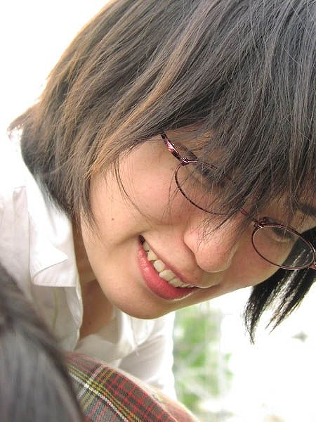 メガネが似合う 眼鏡美女の画像183