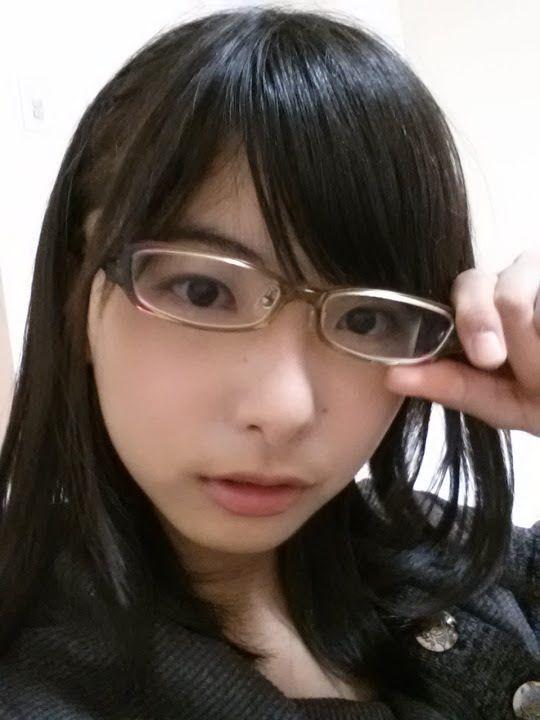 メガネが似合う 眼鏡美女の画像184