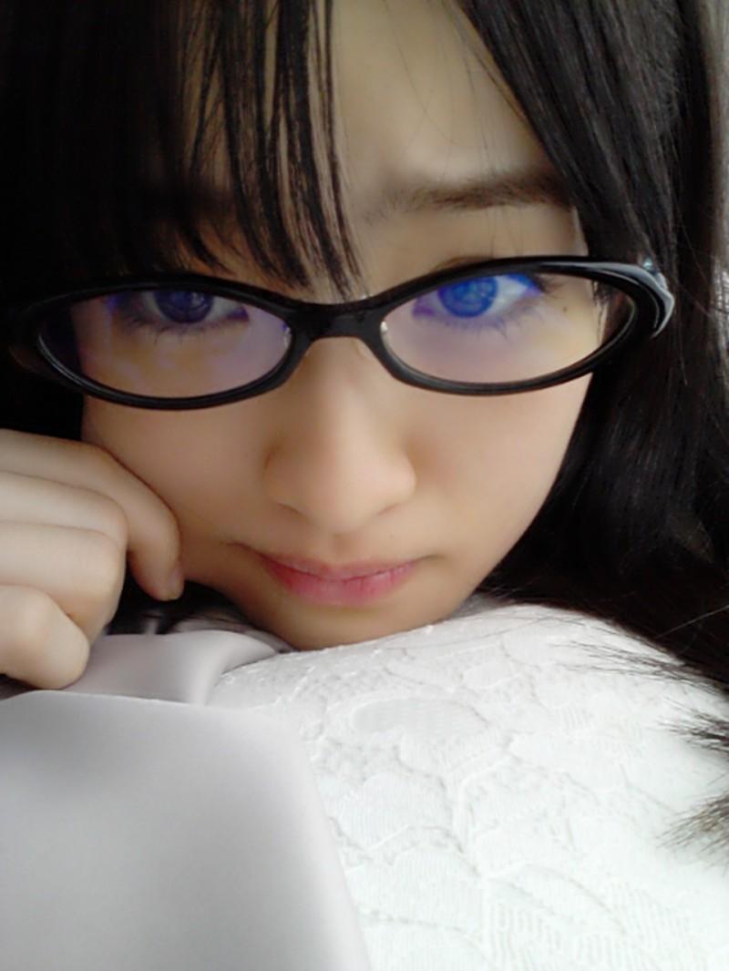 メガネが似合う 眼鏡美女の画像188