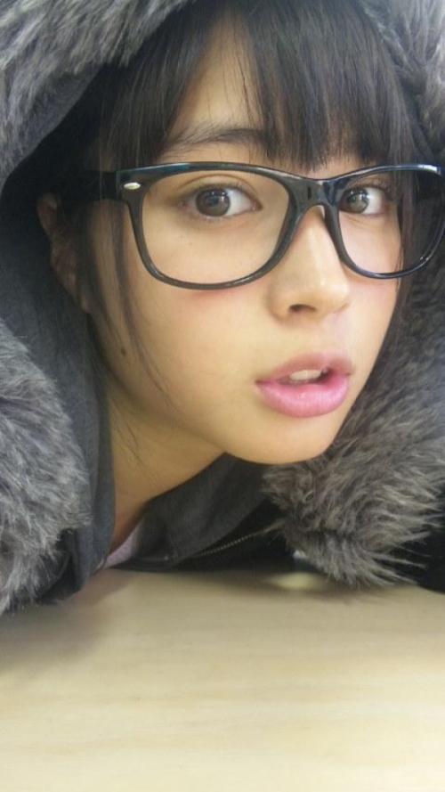 メガネが似合う 眼鏡美女の画像189