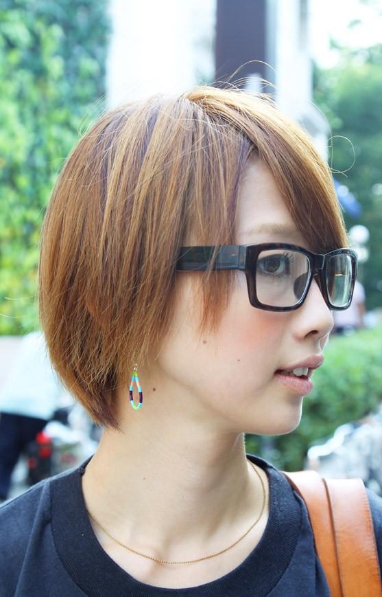 メガネが似合う 眼鏡美女の画像191