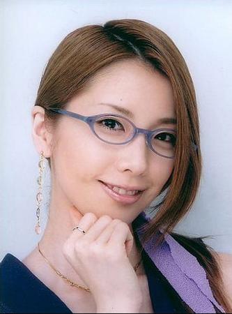 メガネが似合う 眼鏡美女の画像194