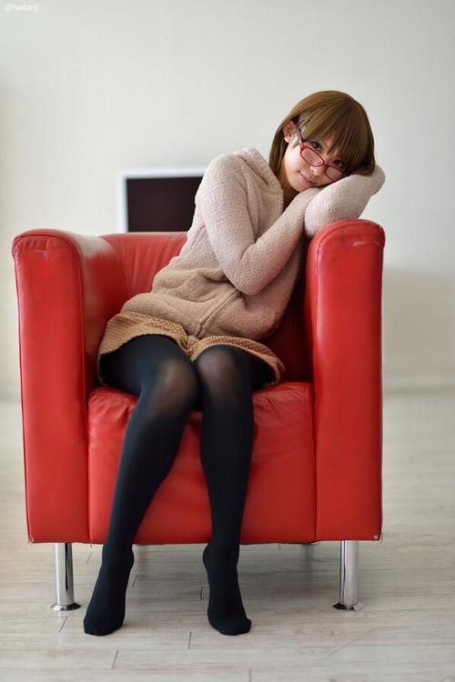 メガネが似合う 眼鏡美女の画像2