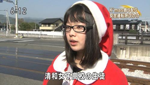 メガネが似合う 眼鏡美女の画像20