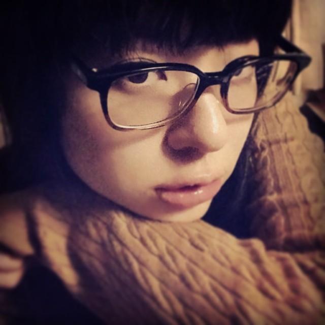 メガネが似合う 眼鏡美女の画像204