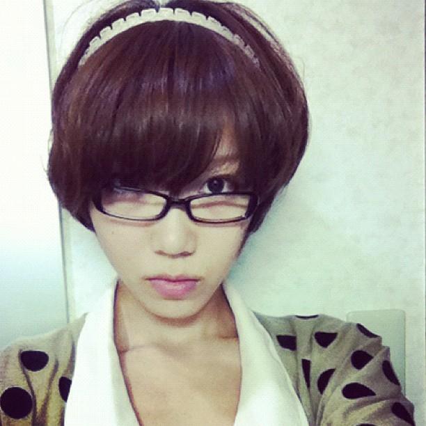 メガネが似合う 眼鏡美女の画像207