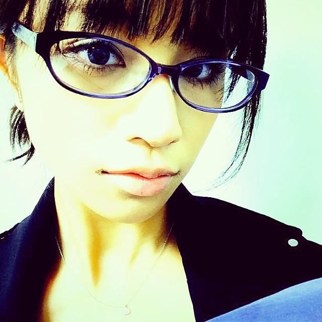 メガネが似合う 眼鏡美女の画像210