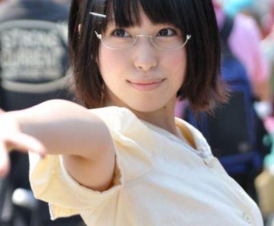 メガネが似合う 眼鏡美女の画像23