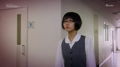 メガネが似合う 眼鏡美女の画像24