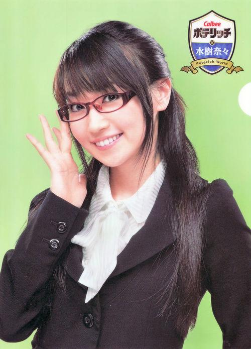 メガネが似合う 眼鏡美女の画像29