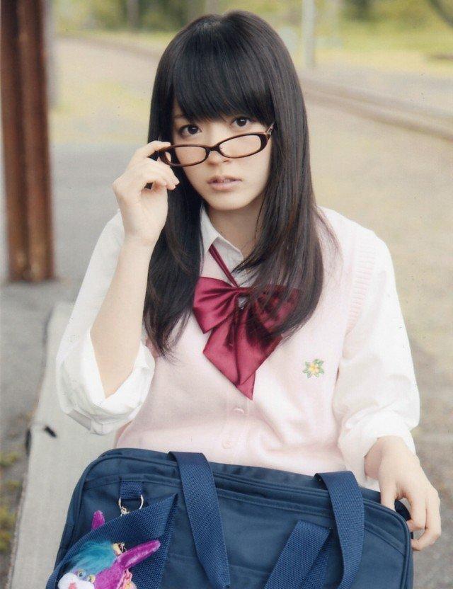 メガネが似合う 眼鏡美女の画像31