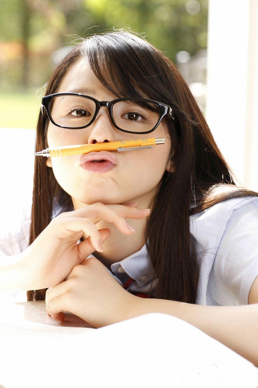 メガネが似合う 眼鏡美女の画像321