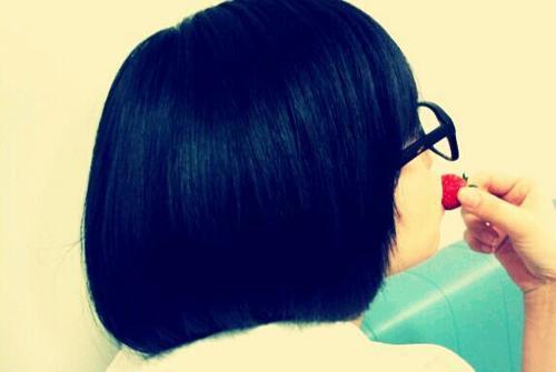 メガネが似合う 眼鏡美女の画像37