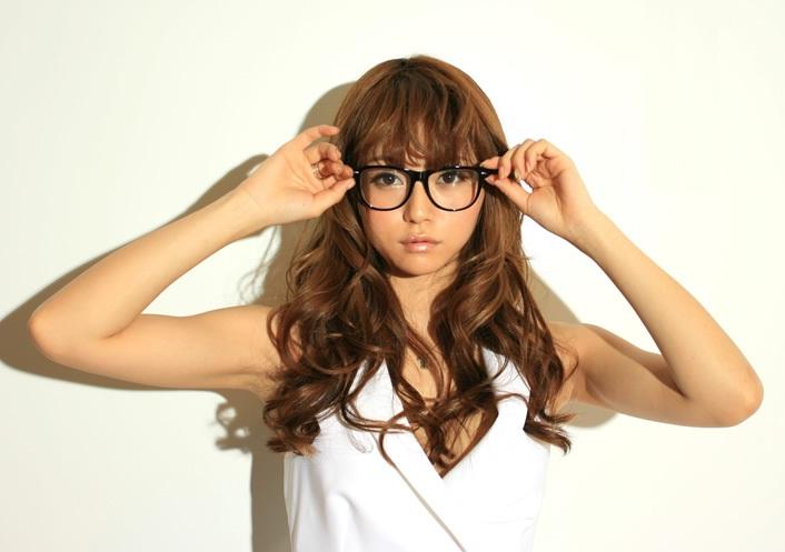 メガネが似合う 眼鏡美女の画像40