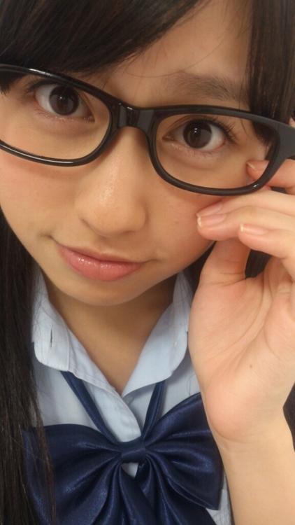メガネが似合う 眼鏡美女の画像41
