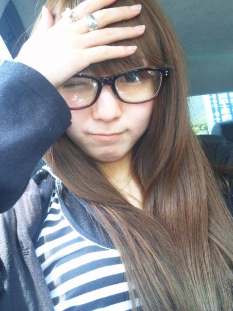 メガネが似合う 眼鏡美女の画像44