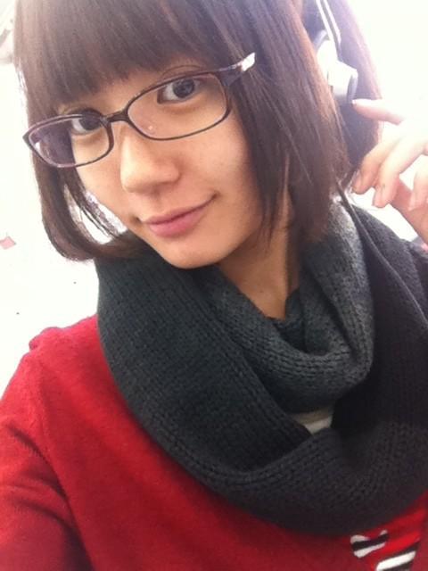 メガネが似合う 眼鏡美女の画像46