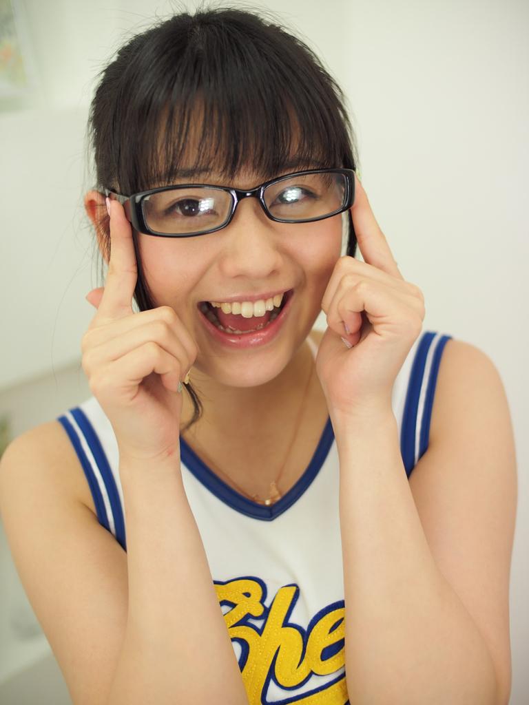 メガネが似合う 眼鏡美女の画像51