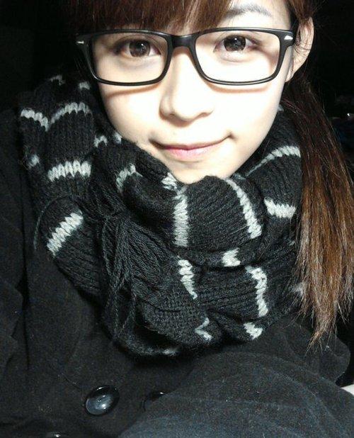 メガネが似合う 眼鏡美女の画像53
