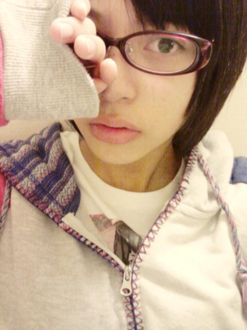メガネが似合う 眼鏡美女の画像55