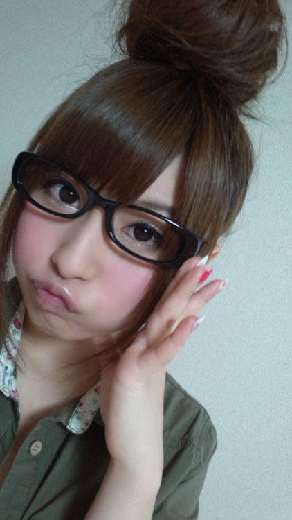 メガネが似合う 眼鏡美女の画像61