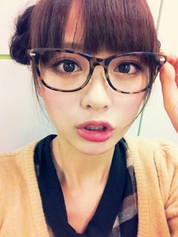 メガネが似合う 眼鏡美女の画像63