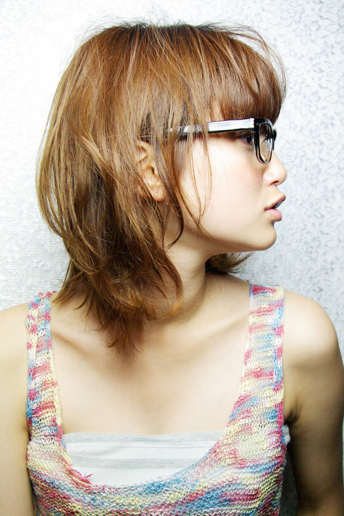メガネが似合う 眼鏡美女の画像65