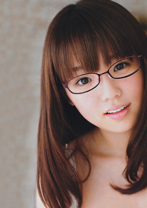 メガネが似合う 眼鏡美女の画像67