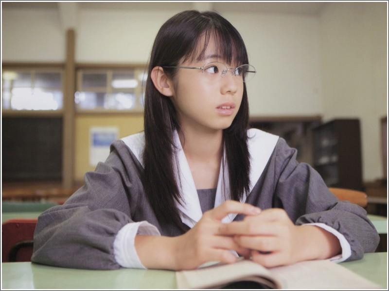 メガネが似合う 眼鏡美女の画像77