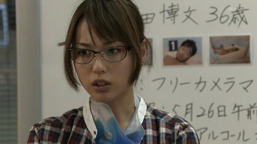 メガネが似合う 眼鏡美女の画像8