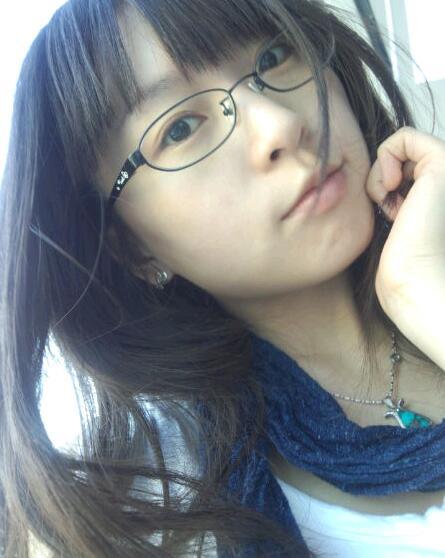 メガネが似合う 眼鏡美女の画像84