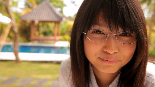メガネが似合う 眼鏡美女の画像86